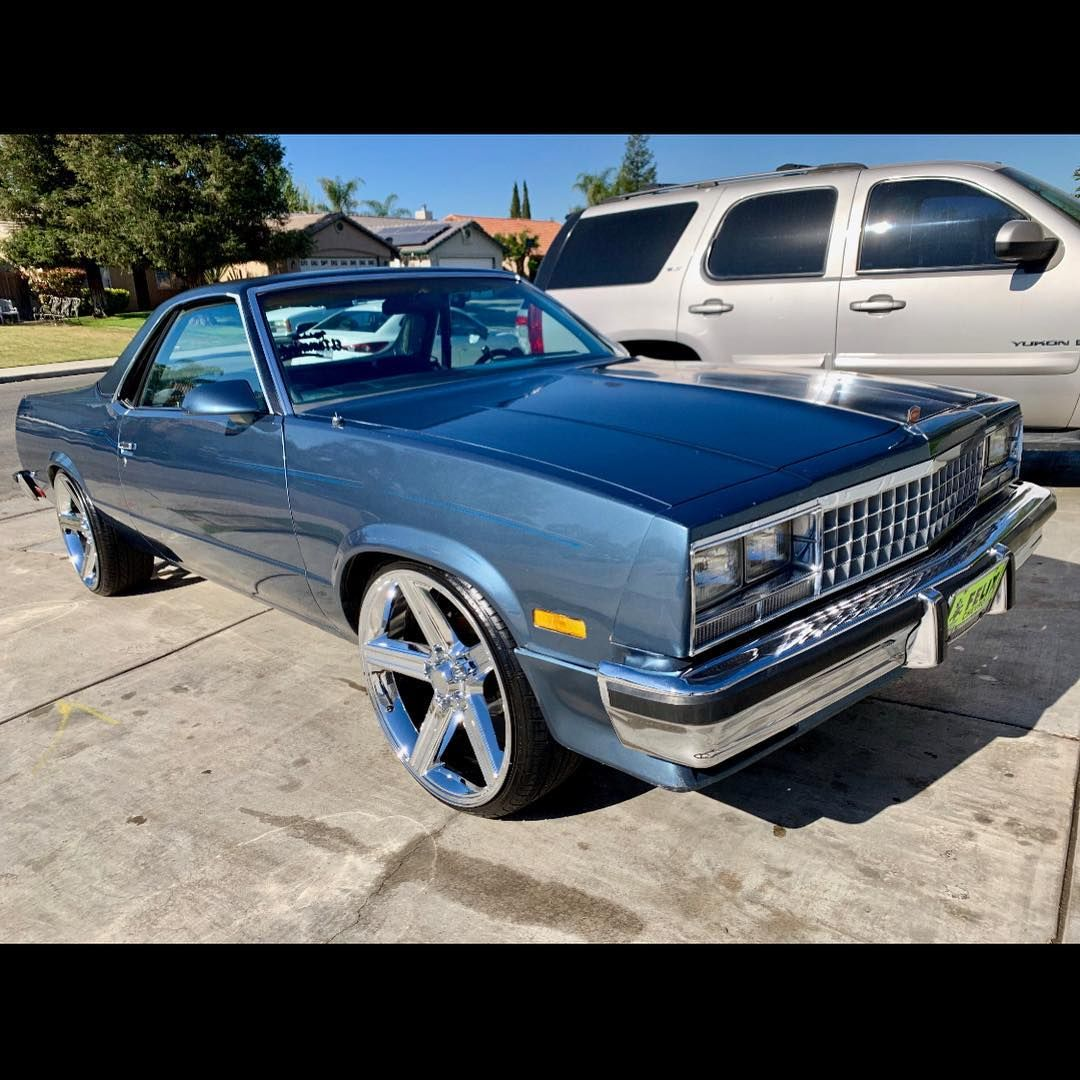 El Camino Looking Wet Thanks To My Boy Victorsmobilewash For That Detailed Wash Gbody Gbodynation E Classic Cars Trucks Chevy Classic Cars Donk Cars