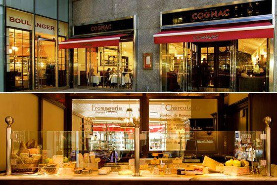 Brasserie Cognac Gets A Jump Start On Ducasse S Bistro French