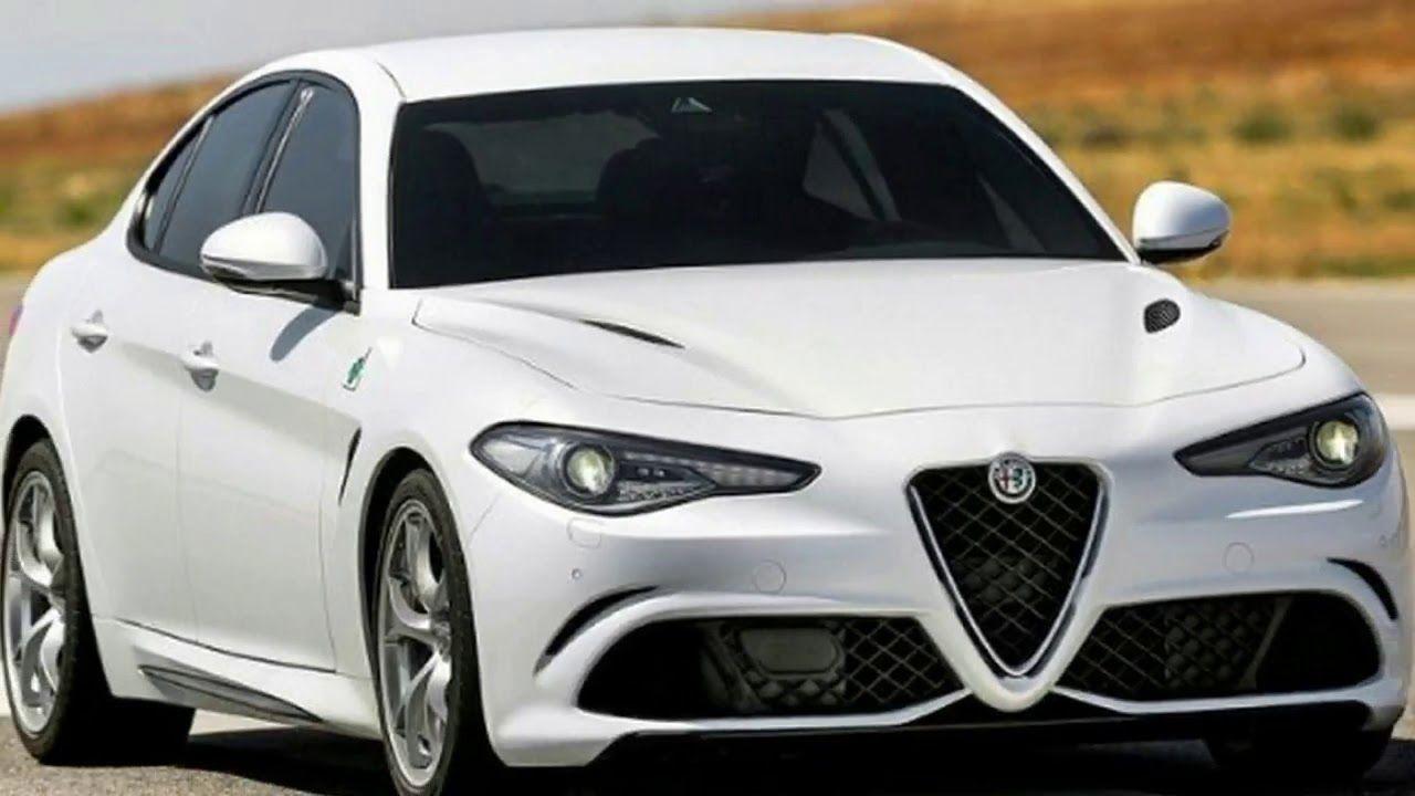 2019 Alfa Romeo Giulia Quadrifoglio Review Price Alfa Romeo Giulia Quadrifoglio Alfa Romeo Giulia Alfa Romeo