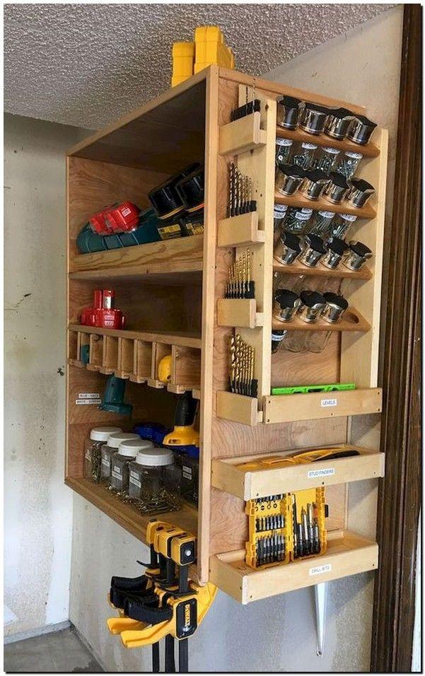 30 inspiring diy garage storage design ideas on a budget on inspiring diy garage storage design ideas on a budget to maximize your garage id=83412