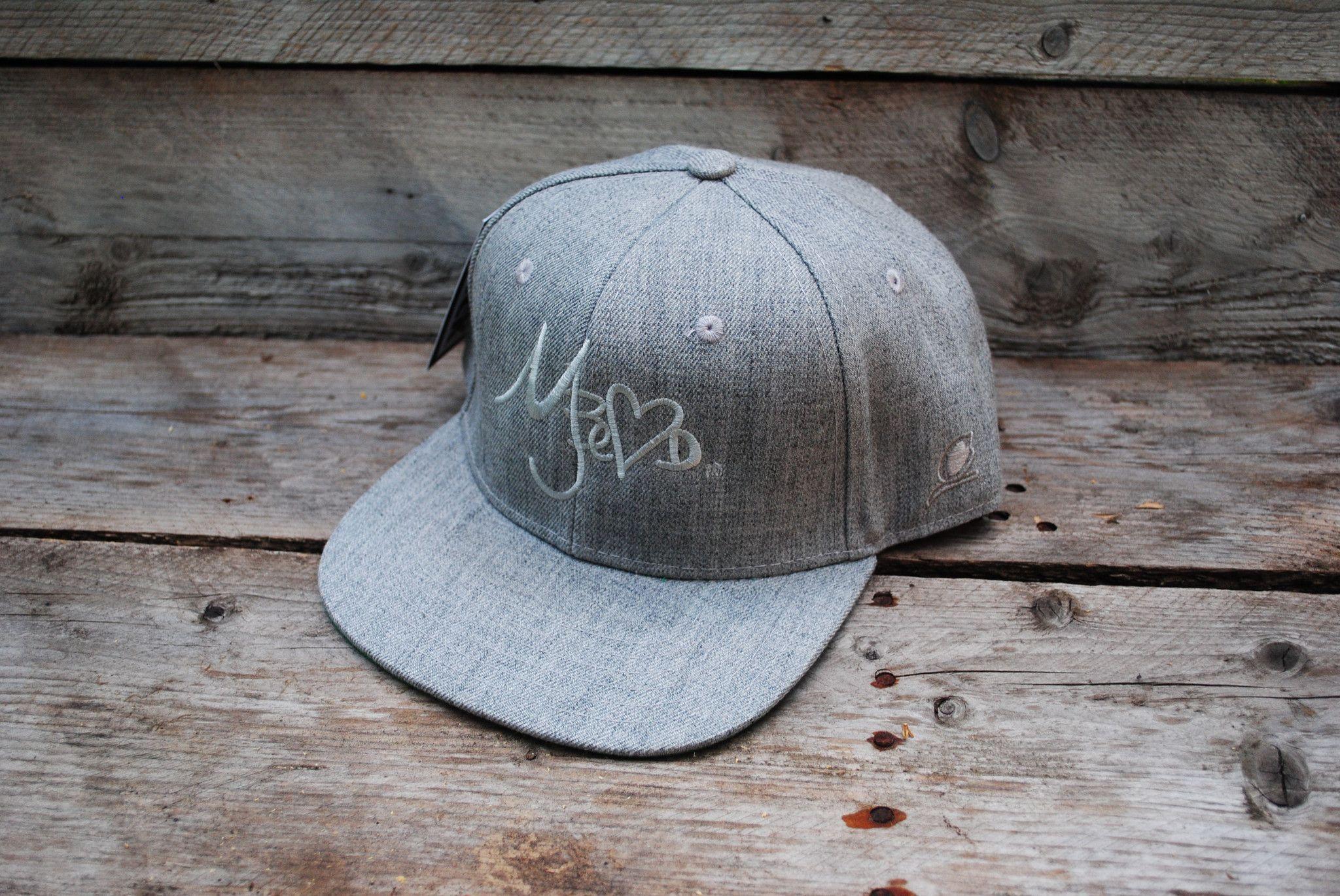 MyBeloved Flat Bill Snap Back Cap