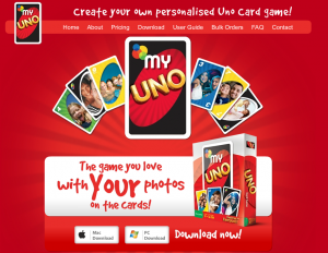 UNO Cards. Looking for unique gift ideas? My UNO cards provides a ...