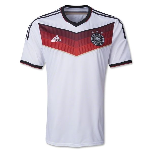 f76d71eda World Cup 2014 Champions! Germany 2014 Authentic Home Soccer Jersey - The  Official FIFA Online Store