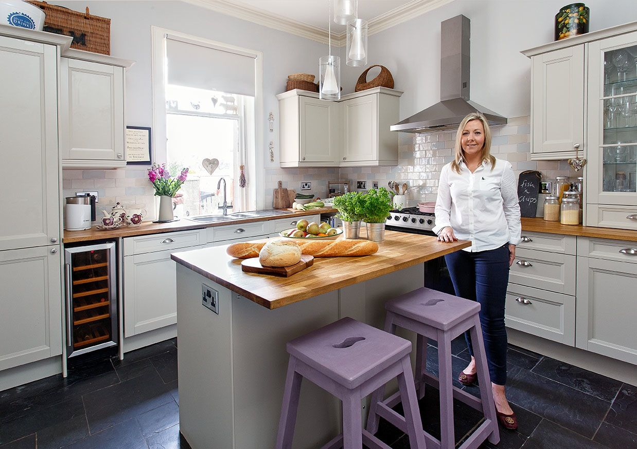 my kitchen featured in your home magazine photographed by well