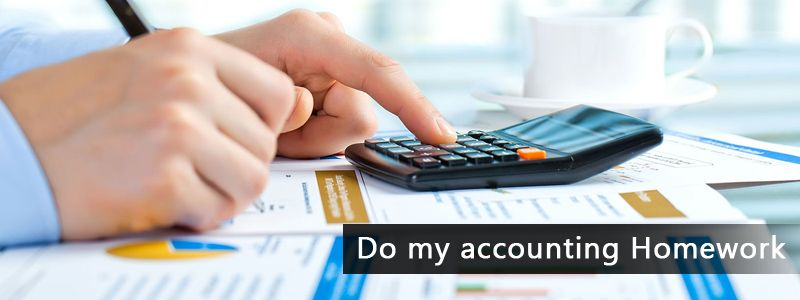Do my financial accounting homework