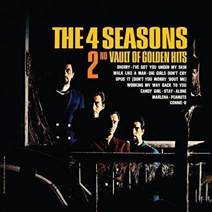 Frankie Valli & Four Seasons - 2nd Vault Of Golden Hits