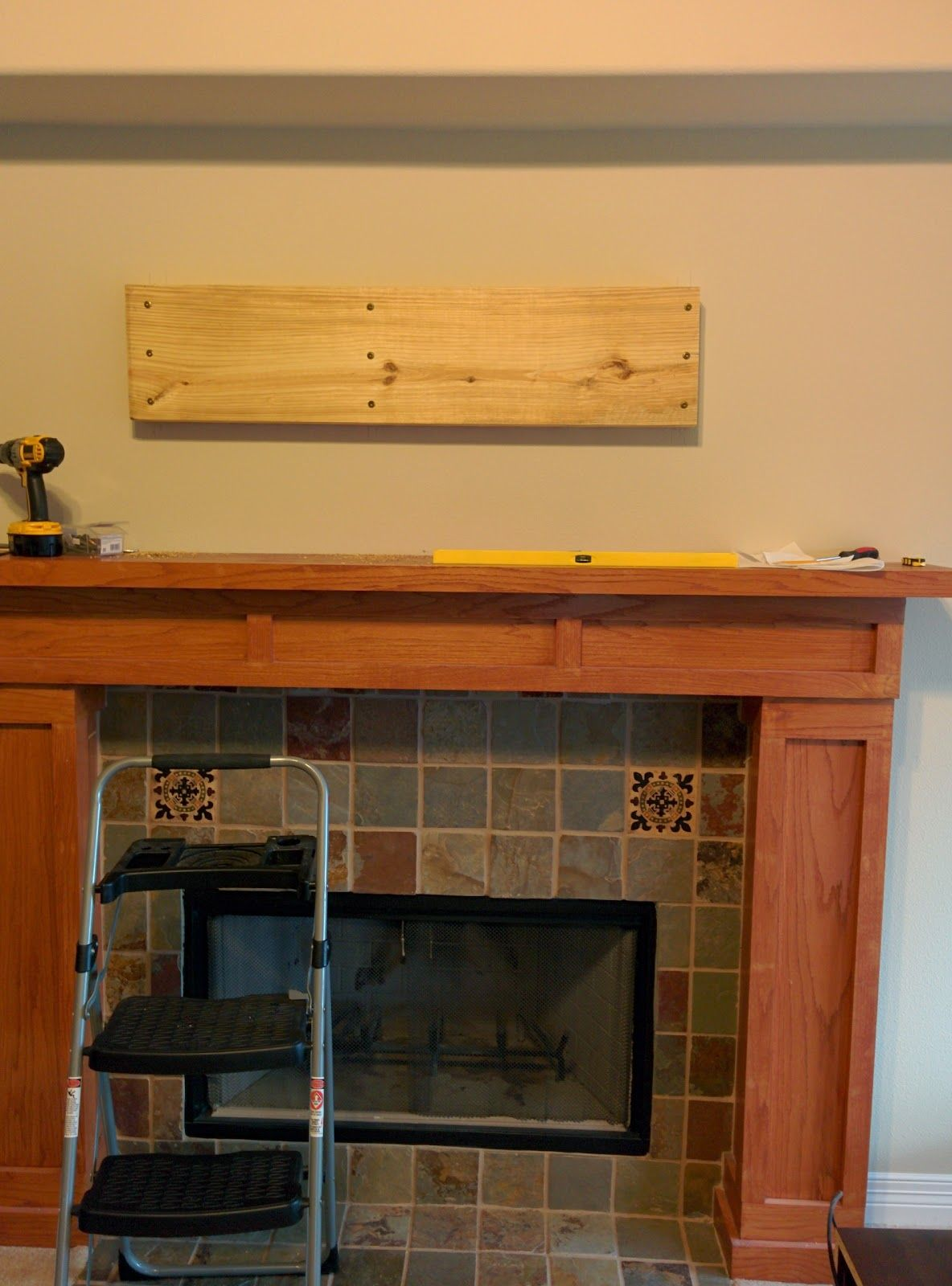 Mount Tv Above Fireplace No Studs Home Ideas Tv Above
