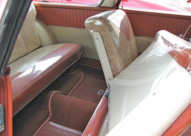 1956 Chevrolet Nomad Wagon Interior 2 View Chevrolet Chevy Nomad Classic Cars