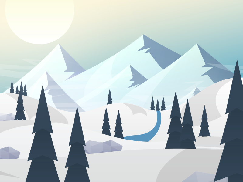 Mountains by PrimeModule Studio