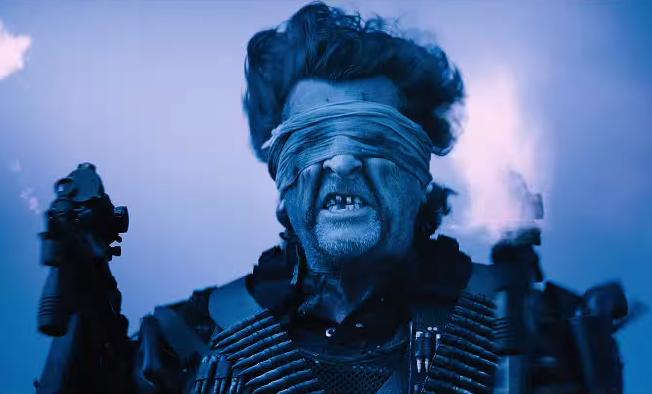 Mad Max Fury Road Bullet Farmer Blindfold Mad Max Mad Max Fury Bullet Farmer