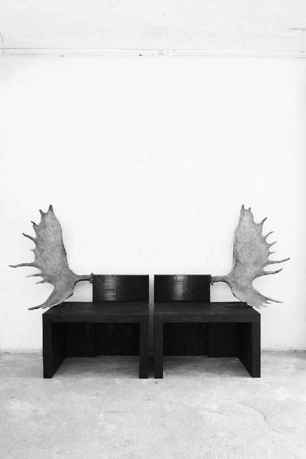 Rick Owens Furniture Seat Home Decor Furniture Furniture Design