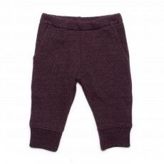 Badr jogging bottoms  Burgundy