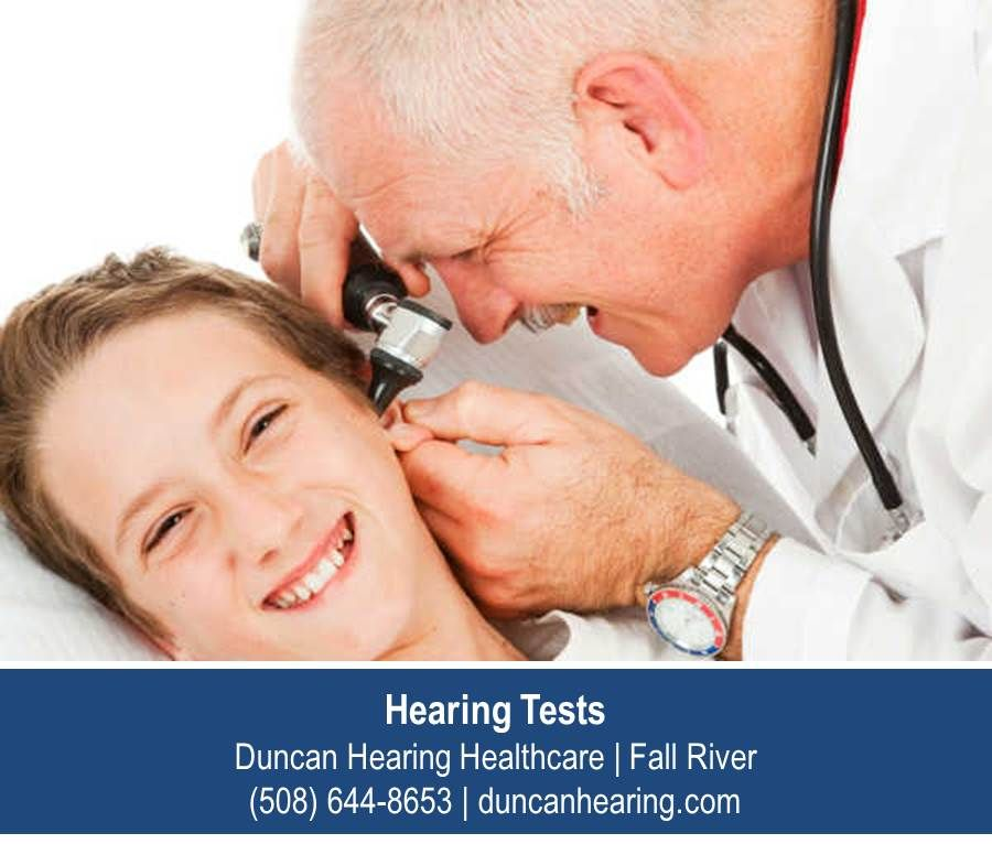 Pin on Hearing Tests Fall River