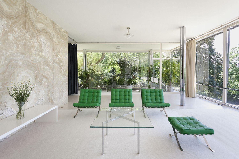 Gallery of AD Classics Villa Tugendhat / Mies van der