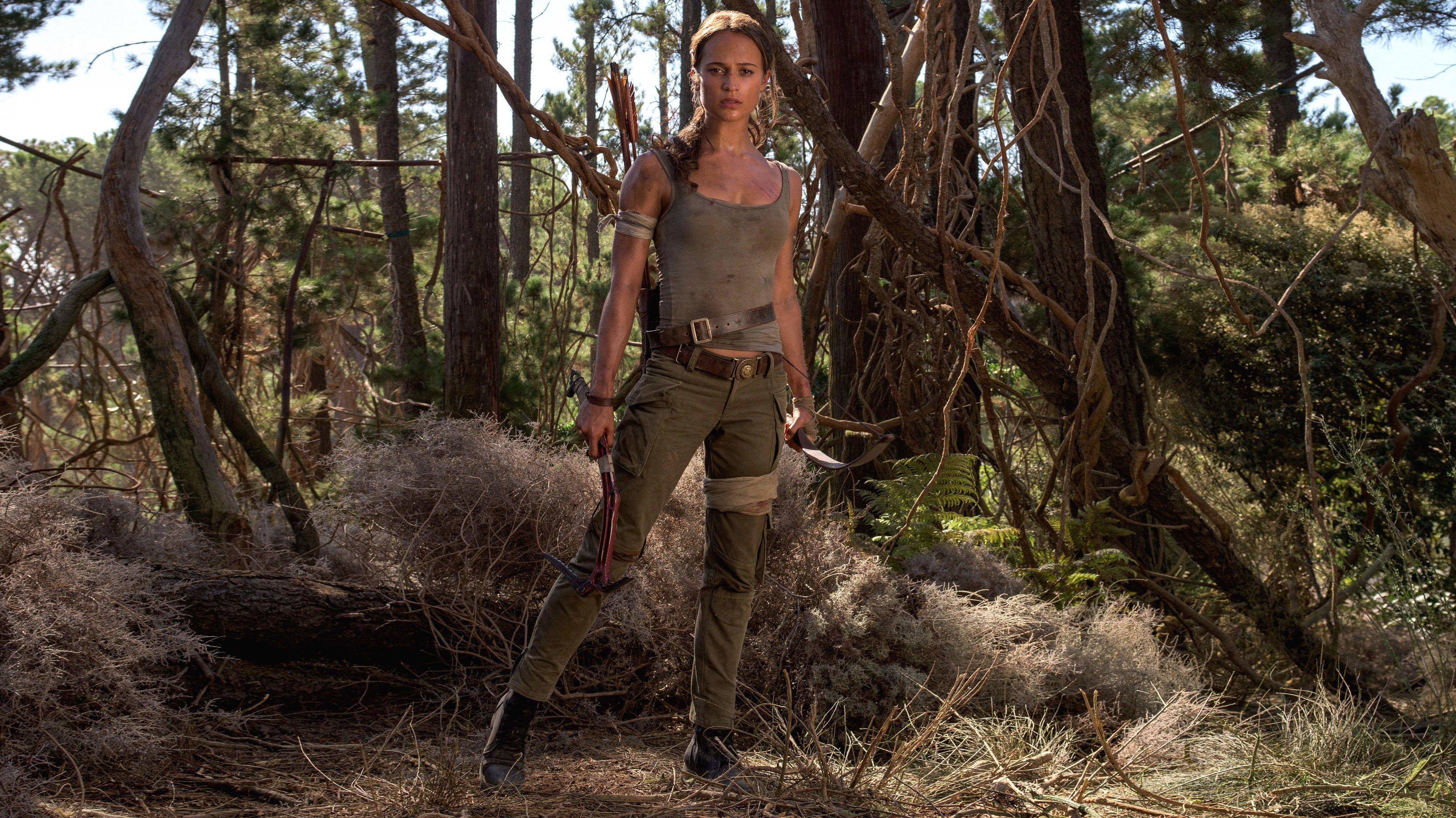 Watch Tomb Raider 2018 Full Movie Online Free Lara Croft Tomb Raider Kino Film
