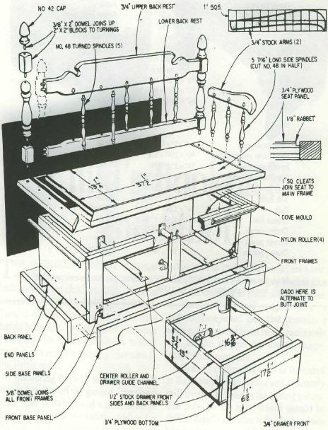 Pin On Woodworking Plans