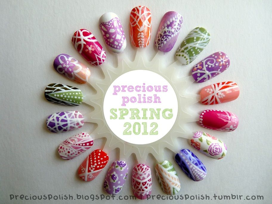 17 best images about nails wheels on pinterest nail nail nail design and nail art ideas - Nail Design Ideas 2012