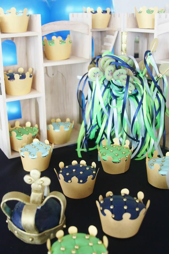 Little #Prince Baby Shower Party Planning Ideas Supplies Idea Cake