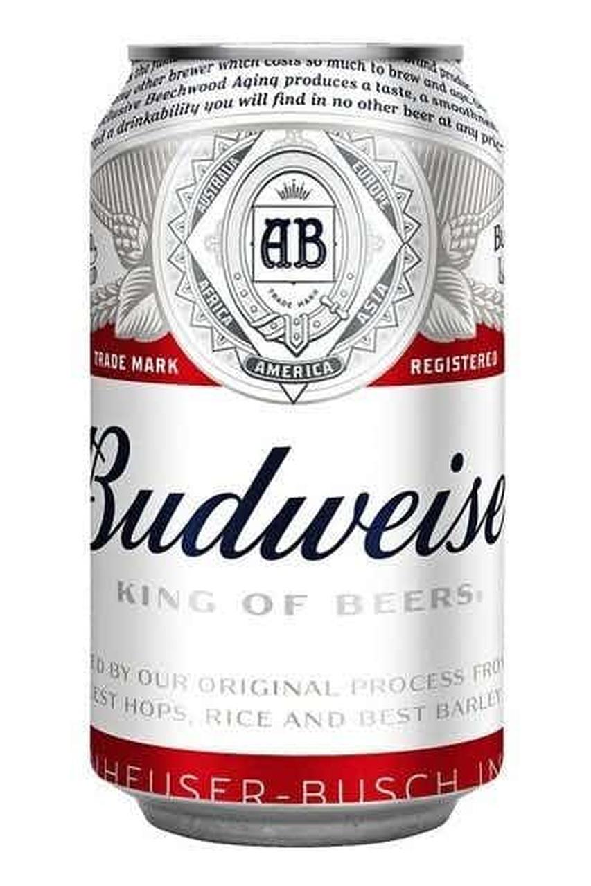 Budweiser Beer 12 Oz Can 18 Pack In 2020 Budweiser Beer Budweiser Beer
