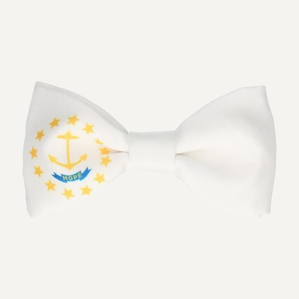 718458da2c17 U.S. State Flag of Rhode Island Bow Tie | Proud to be an American ...