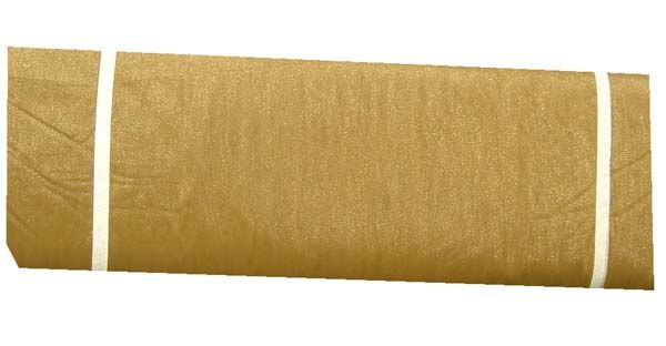 """54"""" SHIMMER tulle fabric-40yds, GOLD"""