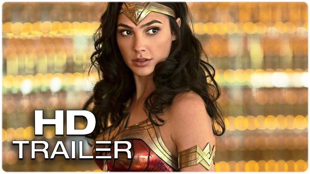 Wonder Woman 1984 Trailer 2020 Trailer Ww84 Wonder Woman Gal Gadot Wonder