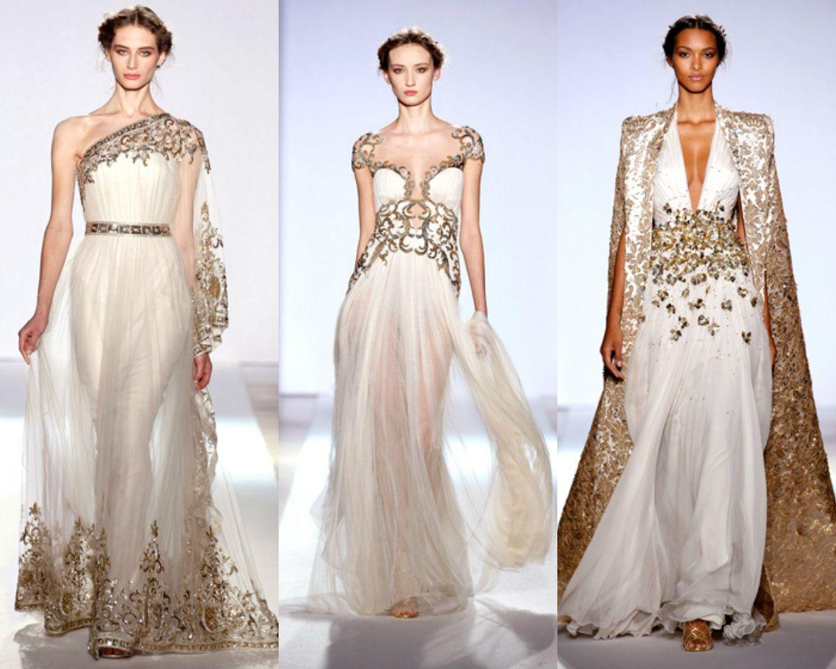 zuhair muRAD  Göttin kleid, Griechischer stil, Couture kleider