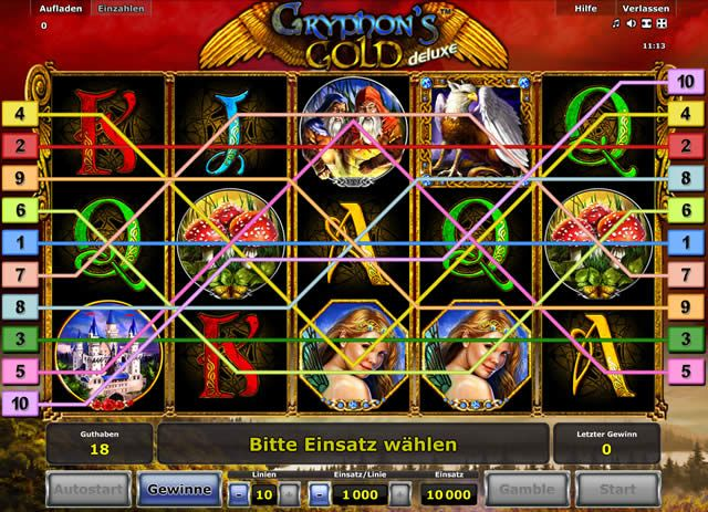 Spiele GryphonS Gold - Video Slots Online