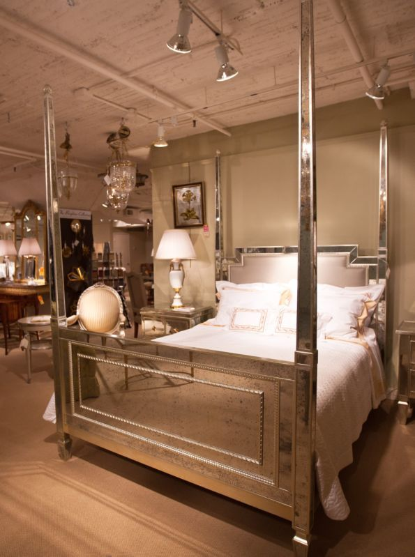 Master Bedroom Ideas Mirrored Furniture