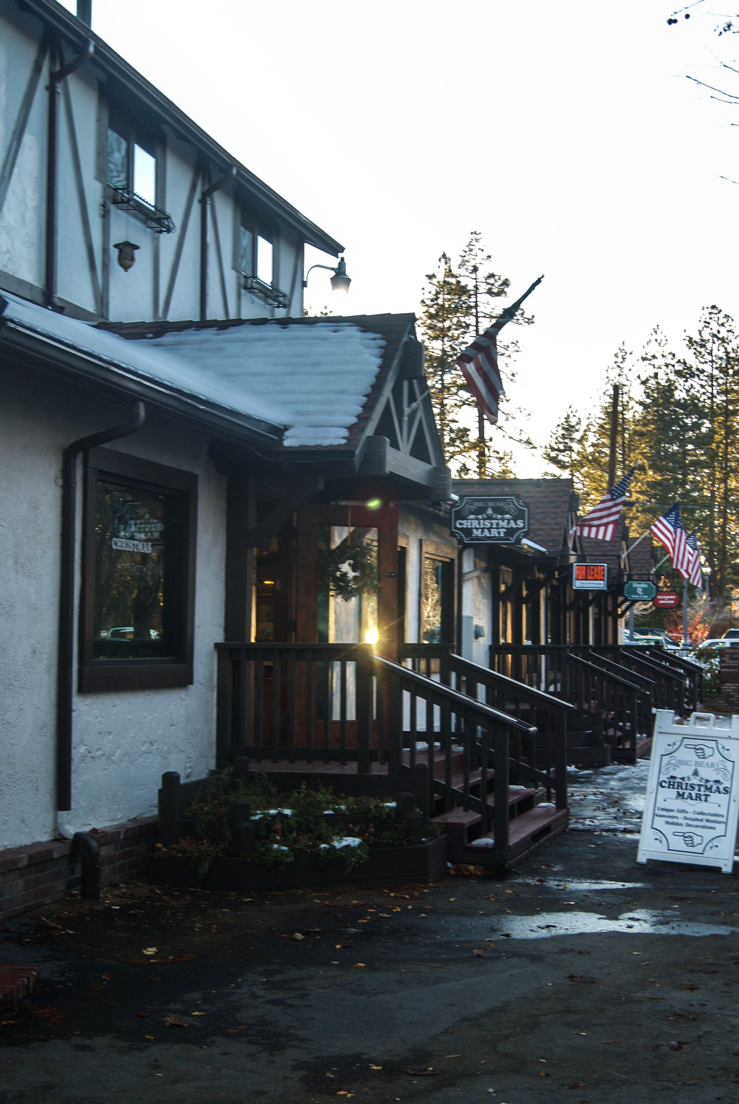 The Big Bear Lake Village Is Beautiful With Images Big Bear Lake Lake Village Big Bear California