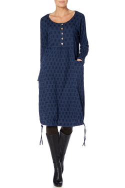 Love this new dress from the Autumn Sahara London Collection - £169 - Square Linen Bubble Dress with drawstring hem online now at http://www.melburygallery.co.uk/shop/sahara/ #saharalondon xx