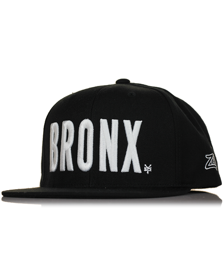 ee5d668d0cf Inseption - Zoo York - Mens - Bronx Snap Back Cap - Black