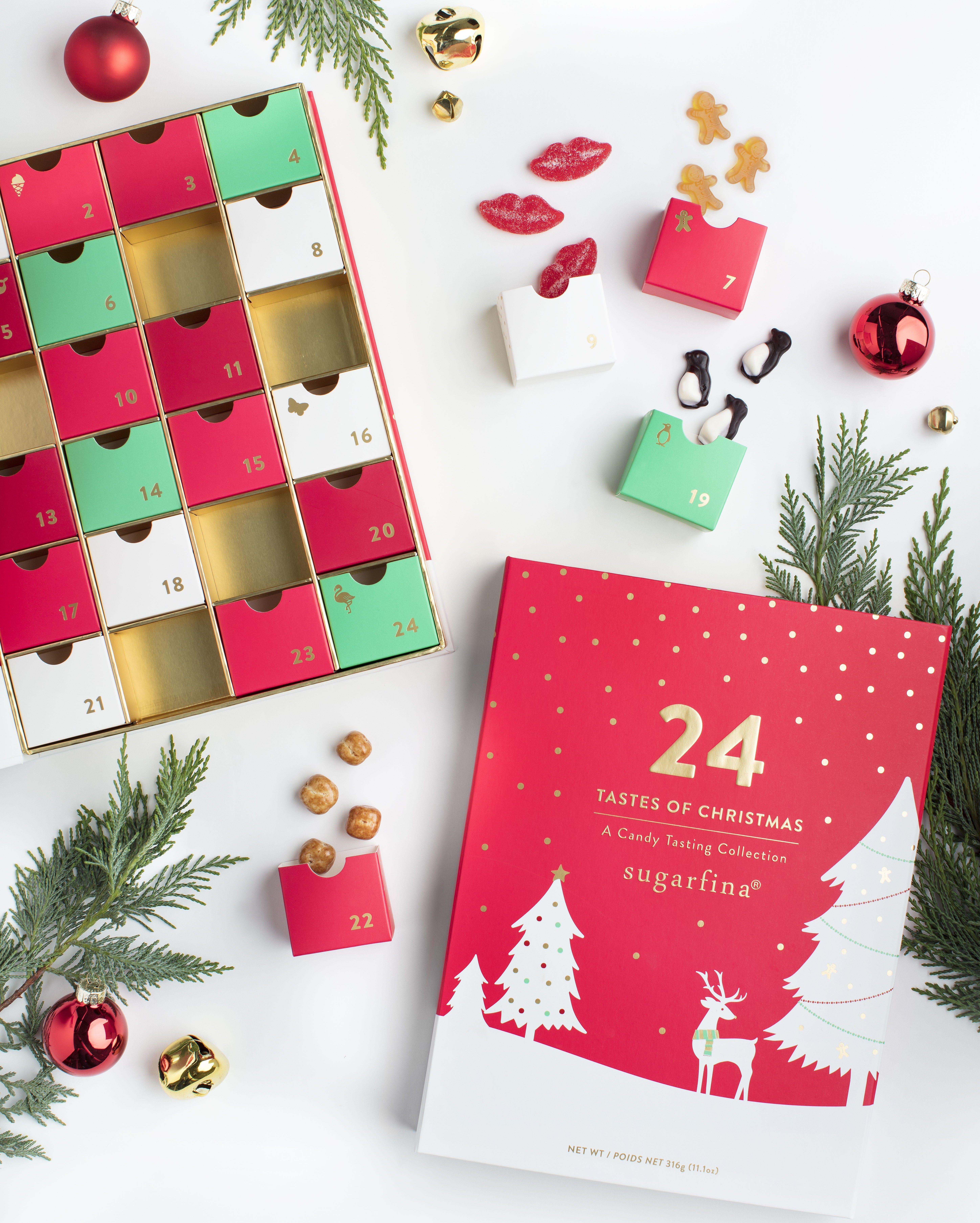 8 Amazing Advent Calendars Chocolate Wine And More Christmas Advent Calendar Advent Calendars For Kids Christmas Advent