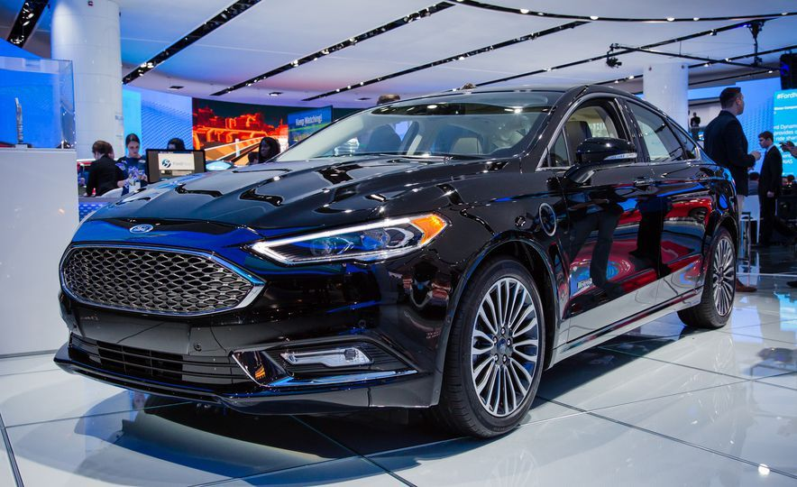 2017 Ford Fusion Energi Platinum Slide 5 With Images Ford