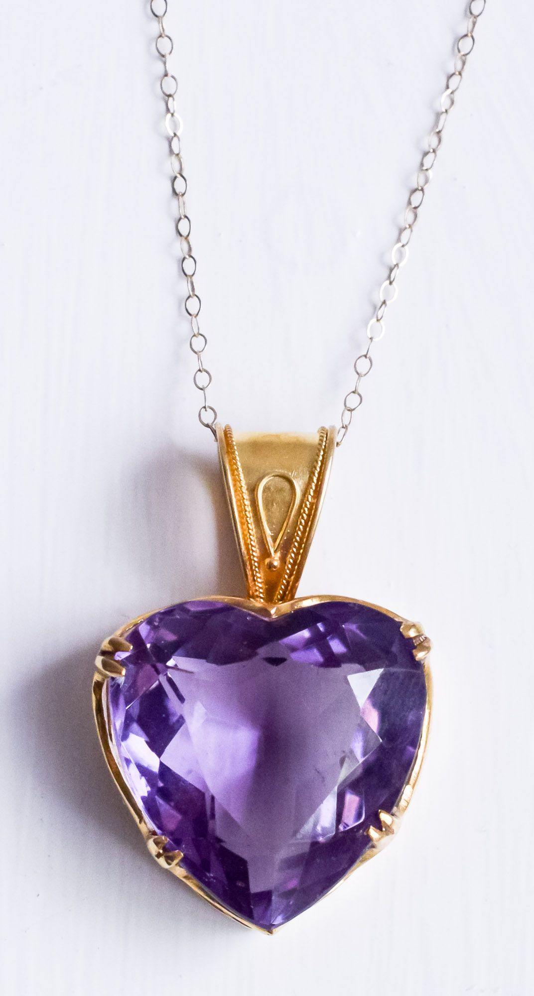 stone pendant agate necklace body neckalce jewellery eros purple heart and