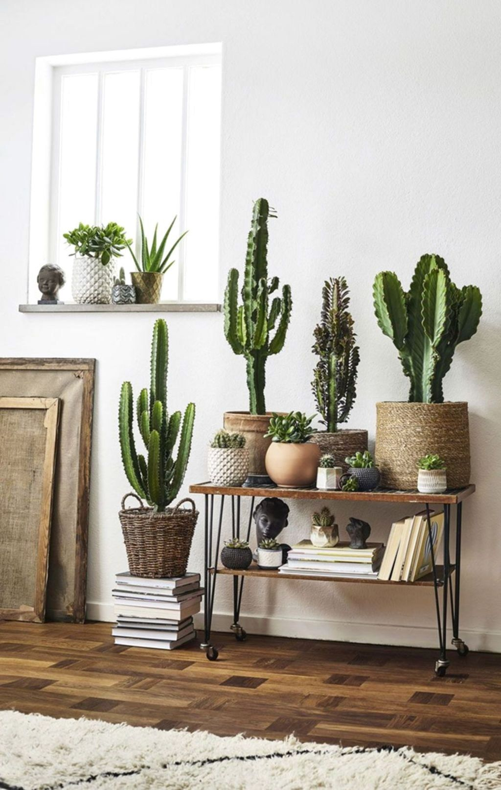 40 Stylish Home Decor Ideas Plant Decor Indoor House Plants Decor Cactus Decor