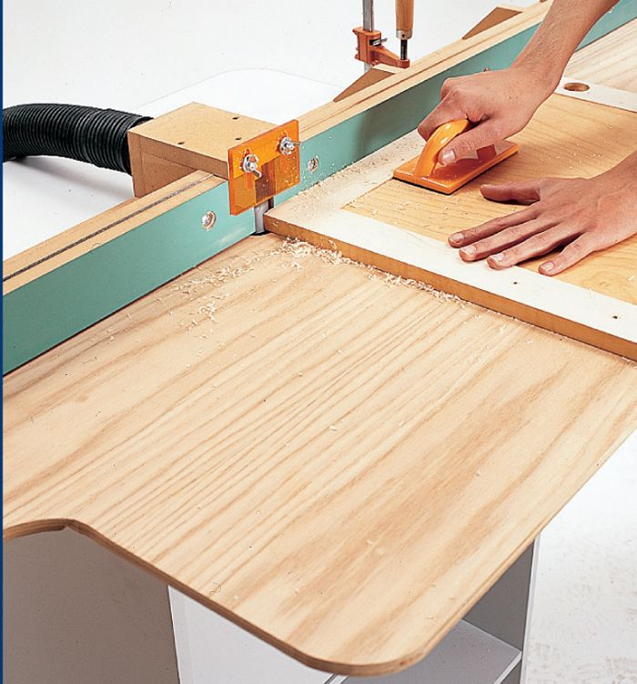 Router table jointer fence router table woodworking and fences greentooth Gallery