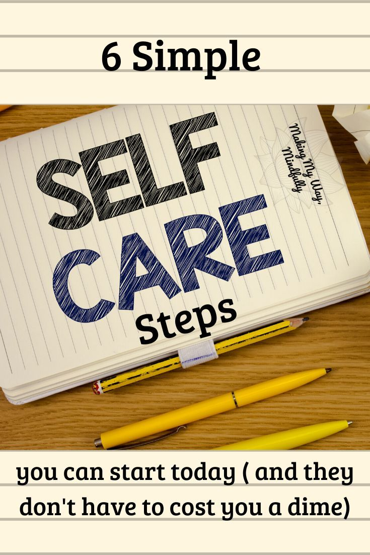 6 Simple Self Care Steps that you can start today  and they dont have to cost you a dime Selfcare doesnt have to be expensive or unobtainable Learn about simple selfcare...