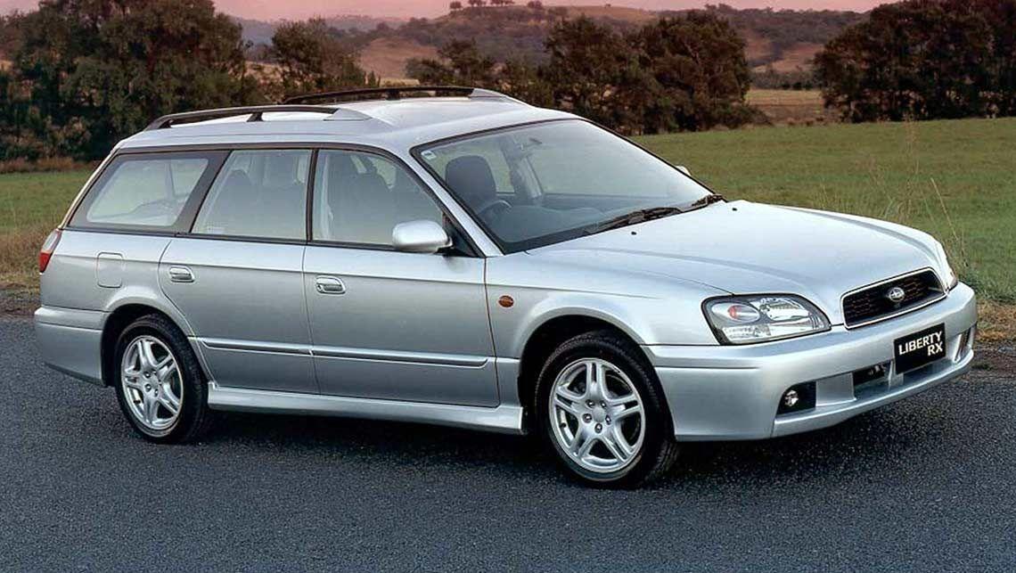 Subaru Liberty Used Review 2000 2003