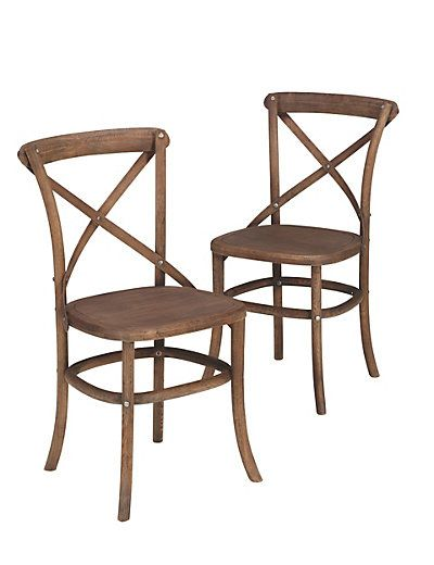 2 Albany Dining Chairs  M&s  Dining Room Chairs  Pinterest Amusing Marks And Spencer Dining Room Furniture Decorating Inspiration