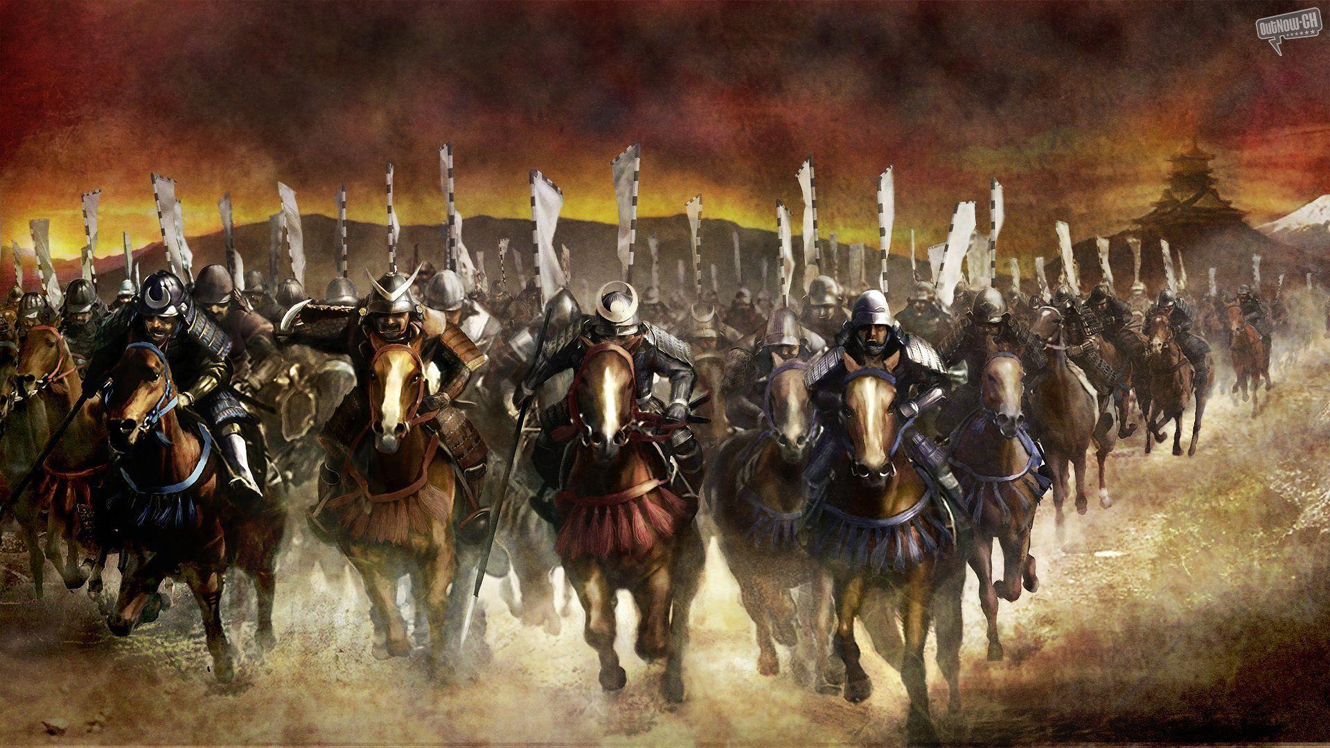 16+ Samurai battlefield ideas