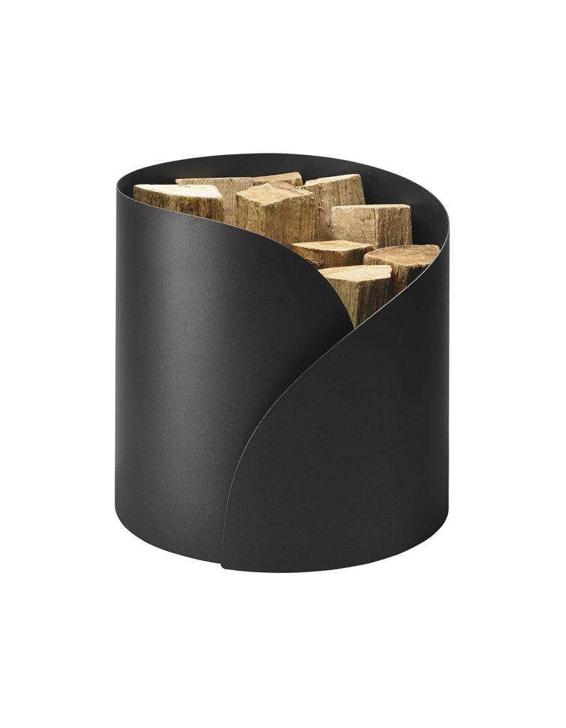 Portebûches Délicat Cozy Home Pinterest Firewood Storage - Porte buche