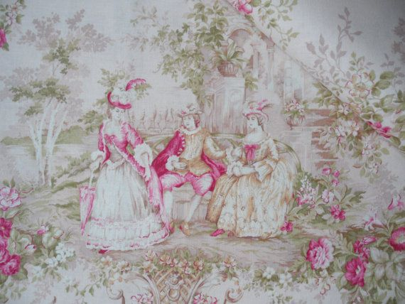 Half Yard Of Quilt Gate Mary Rose Paris Collection