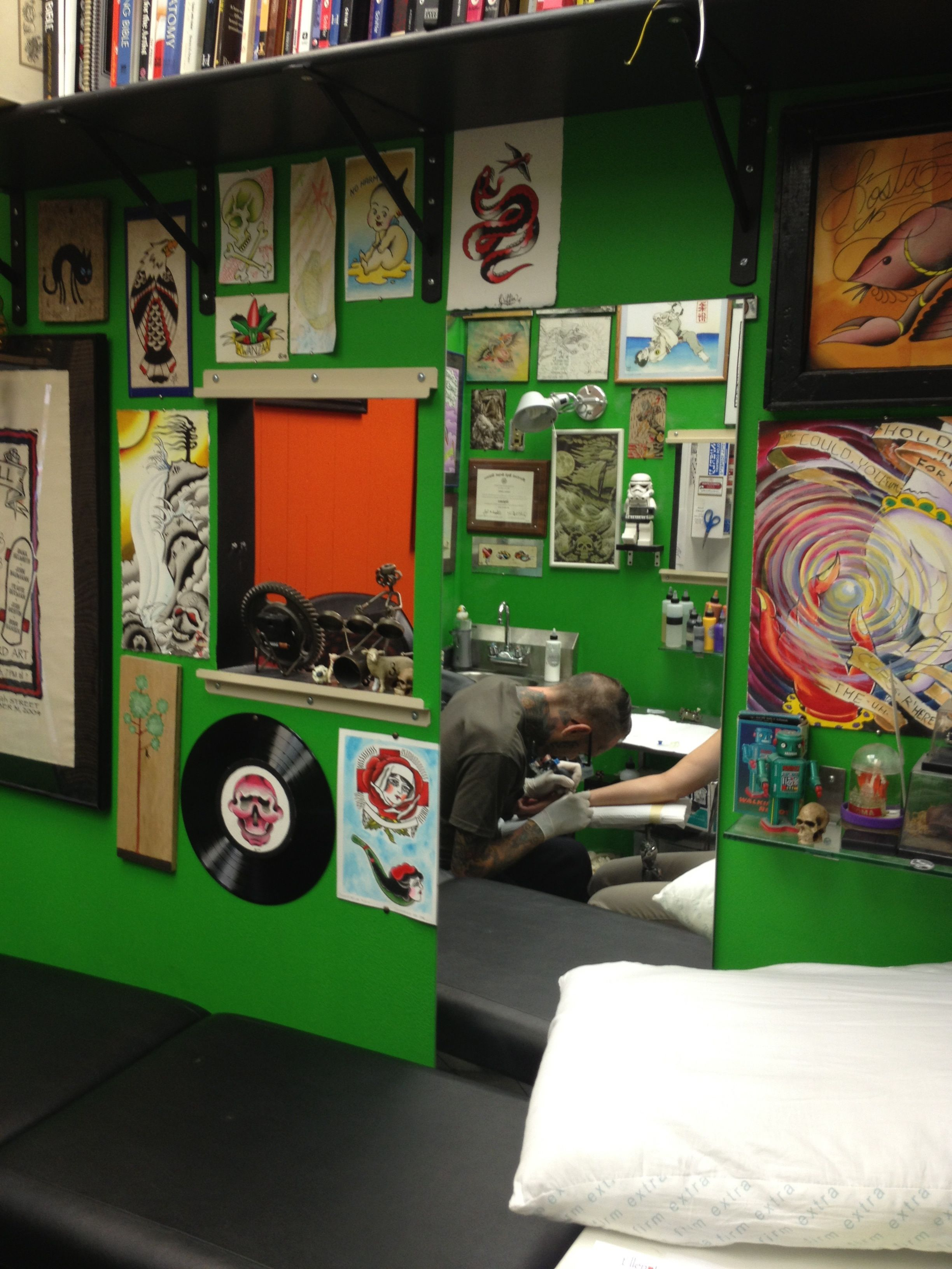 tattoo shops in baltimore county