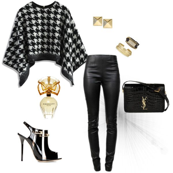 """Gold Tooth"" by missmarcystyle on Polyvore"