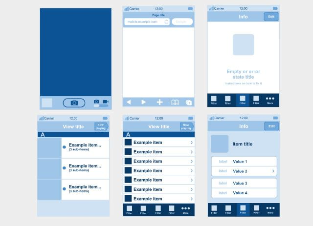 10 useful google docs templates for web  u0026 mobile app designers