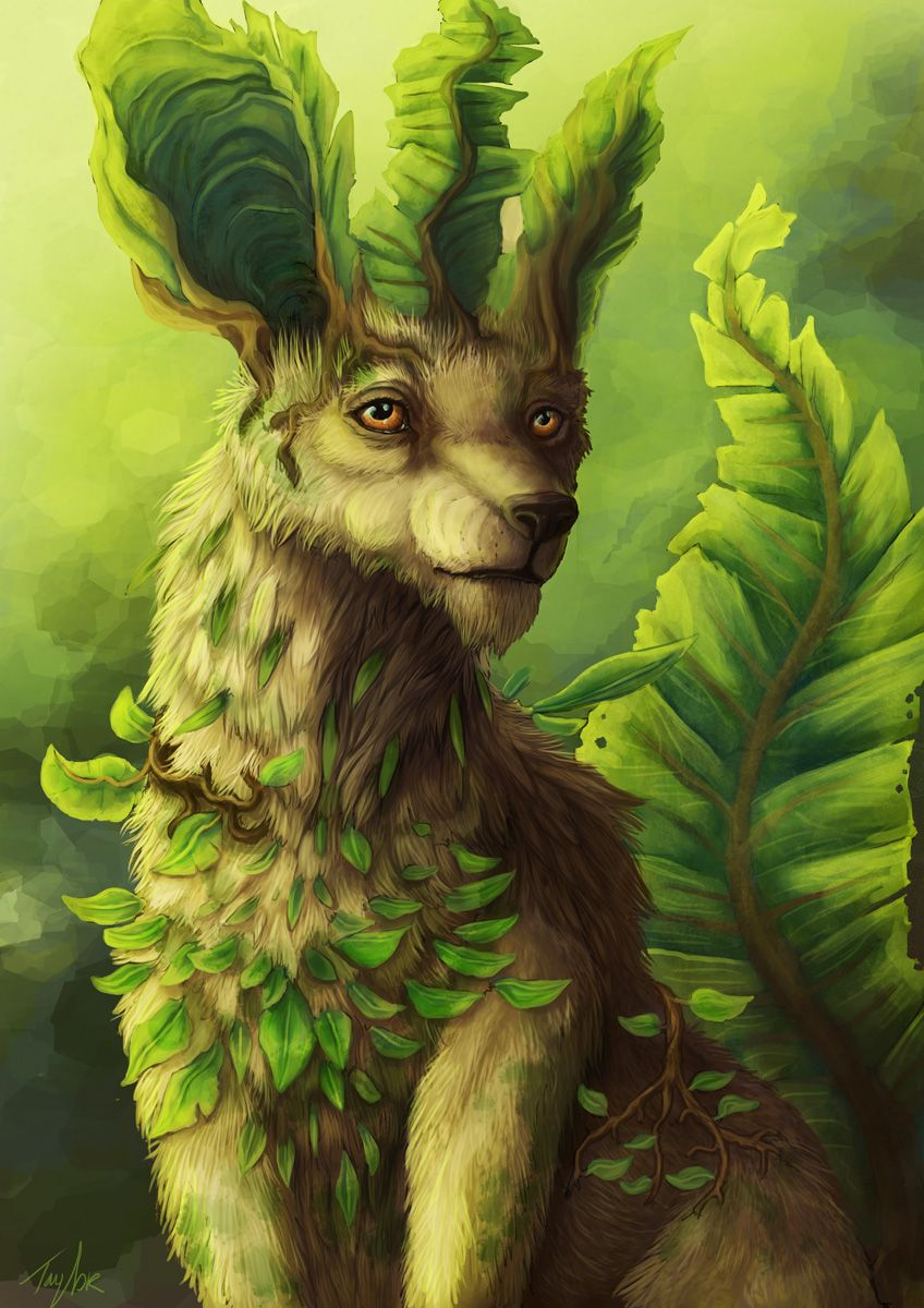 Leafeon by Ruth-Tay on DeviantArt