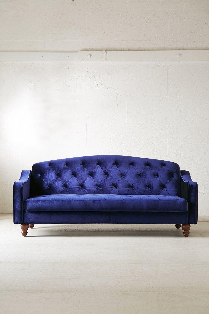 Urban Outfitters Velvet Sleeper Sofa Sofa Inspiration Velvet