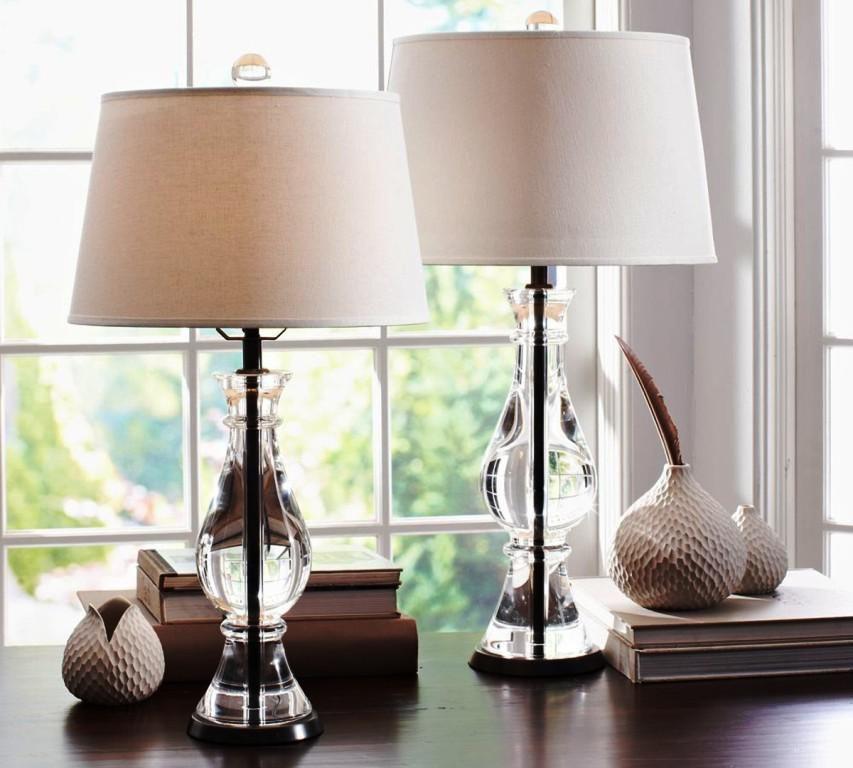 Best Bedside Table Lamps Reviews Modern Bedside Lamps Crystal