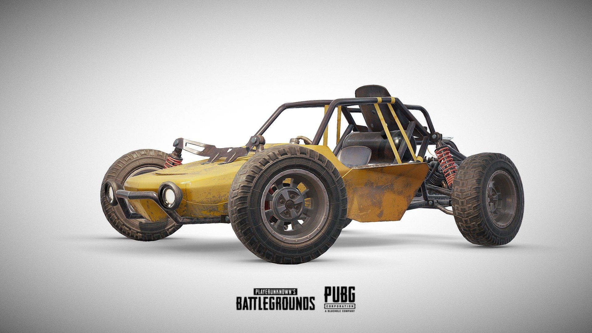 Buggy model for Playerunknown\'s Battlegrounds game. Website | Карт ...